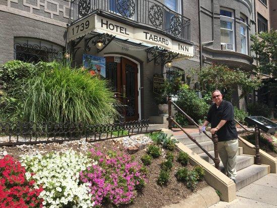 Tabard inn restaurant american restaurant 1739 n st nw for American cuisine washington dc