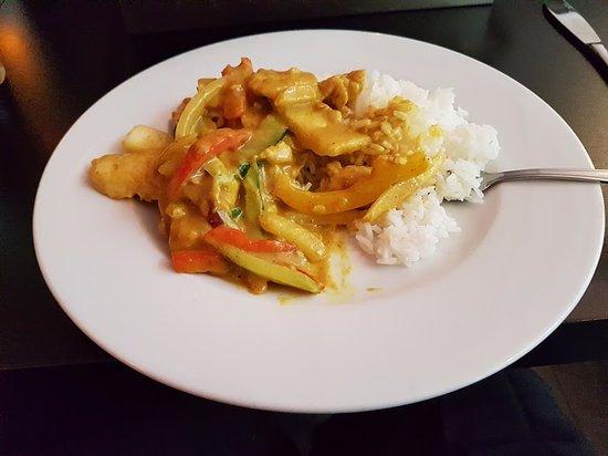 New Season: Curry chicken