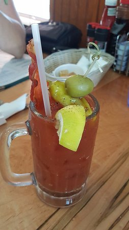 Summerland Key, FL: Bacon Bloody Mary