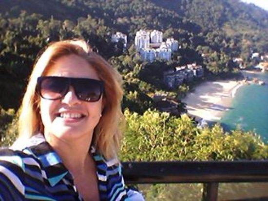Hotel Porto Real : vista do clube