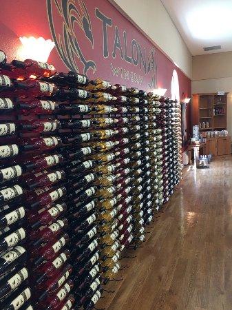 Palisade, CO: Adjoining Talon Winery gift shop/tasting room