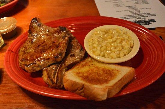Dobson, NC: Center Cut Pork Chops
