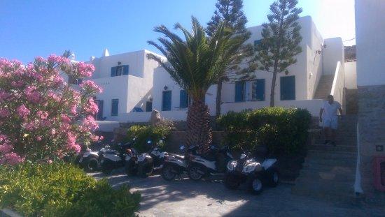 Фотография Aegean Hotel