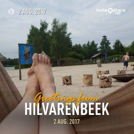 Hilvarenbeek, Paesi Bassi: Holiday Park Beekse Bergen