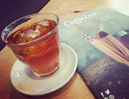 Leighton Buzzard, UK: Our triple filtered Cold brew coffee