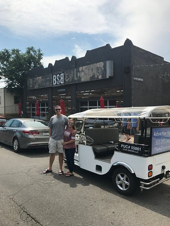 Etuk Brewery Tour