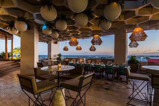 The thompson hotel playa del carmen