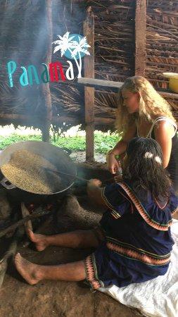 Playa Las Lajas, Panama: Cocaleca Tours