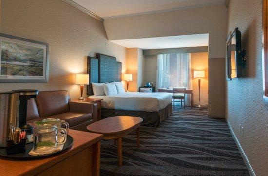 Prestige Harbourfront Resort: Lakeside with balcony room