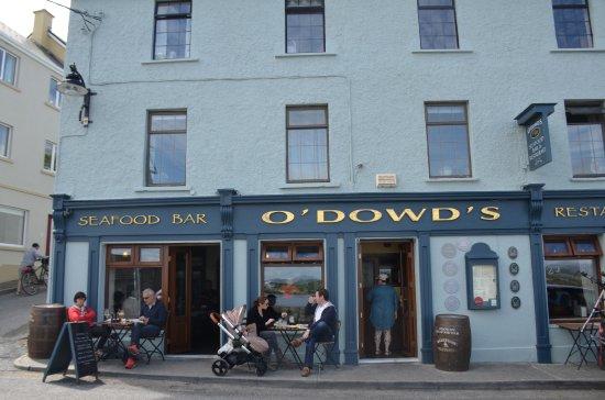 O'dowd's Pub Roundstone Ireland