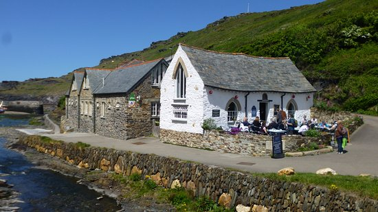 Boscastle, UK: Harbour Lights Cafe
