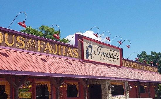 Carthage, TX: Imelda's Grill & Cantina