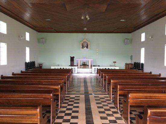 Igreja de Sao Jose da Boa Vista: Igreja de São José da Boa Vista - o interior