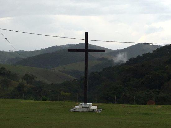 Igreja de Sao Jose da Boa Vista: Igreja de São José da Boa Vista - o cruzeiro