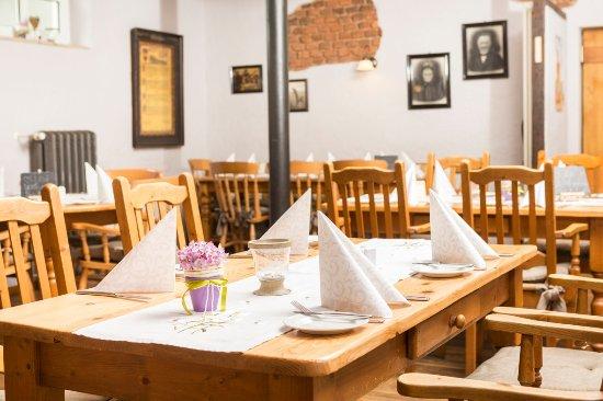 Kastellaun, Alemania: Restaurantansicht innen