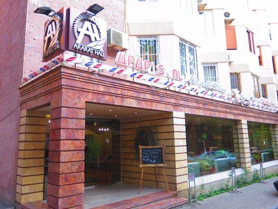 Ararat Hall