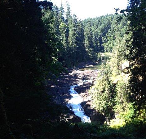 Campbell River, Kanada: Elk Falls