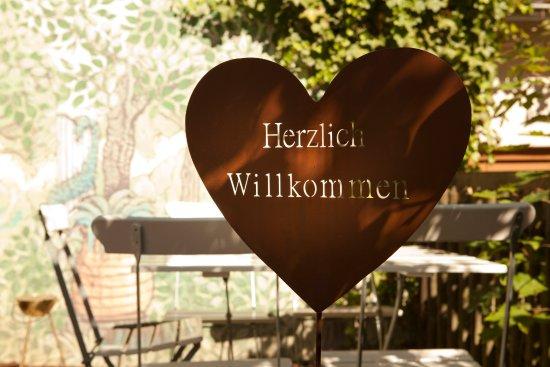 Kastellaun, เยอรมนี: Willkommengruß