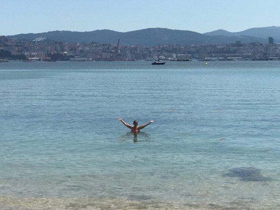 Moana, Spanien: Una playa paradisíaca con encanto