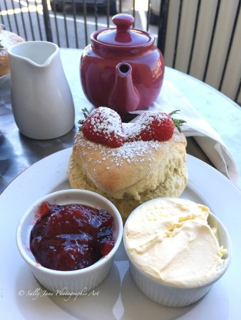 Martha's Tearoom: Cream Tea