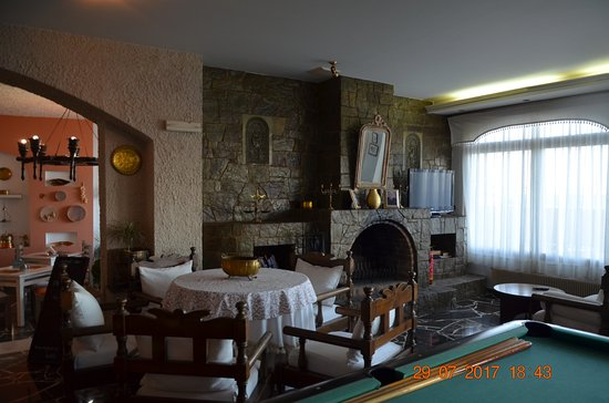 Maragakis Hotel: hall dell ' Hotel