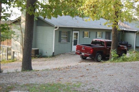 Branson West, MO: Cabin 15