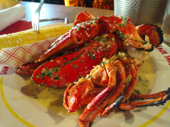 Summer Shack: pan fried lobster