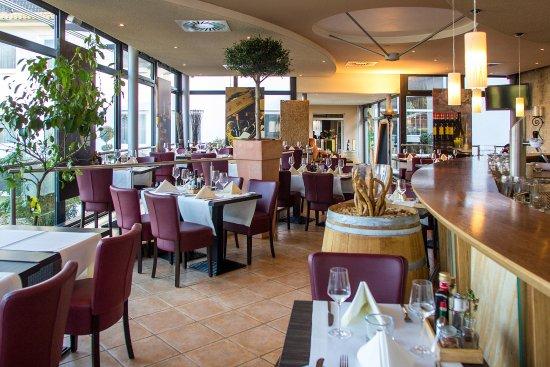 Ahrbergen, ألمانيا: Wintergarten.Restaurant