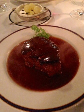 Le Continental: the masterpeice filet