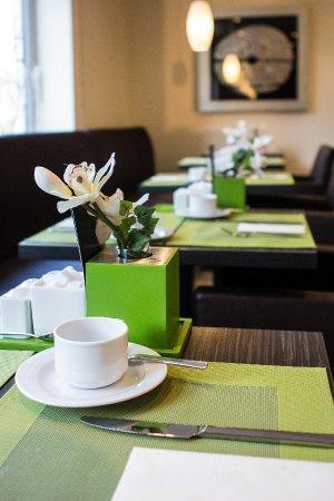 Ahrbergen, Tyskland: Frühstücksraum