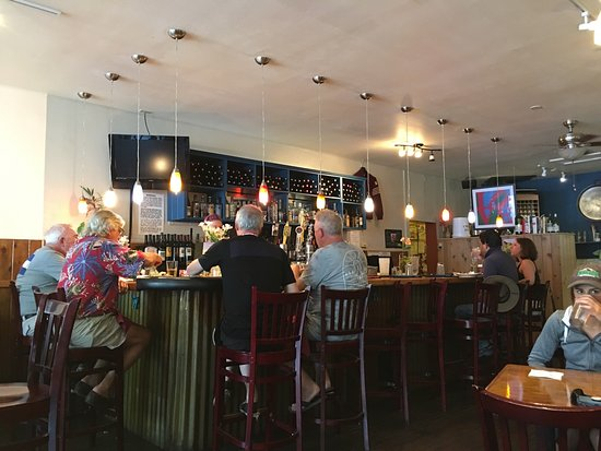 Palisade, โคโลราโด: Bar Area