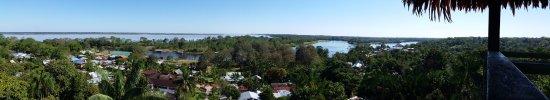 Amazonas Department, Colombia: Vista desde el Mirador de Puerto Nariño