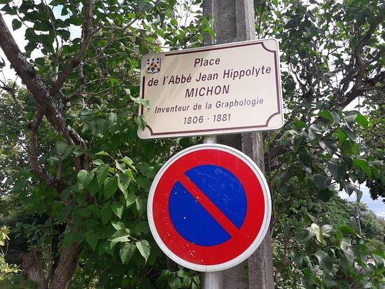 Correze, Frankrig: Le Graphologue