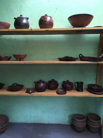 Condega, Nicaragua: Taller de Artesanías de Ducuale Grande