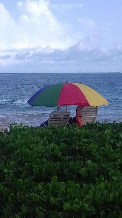 Вье-Фор, Сент-Люсия: Sandy Bay Beach July 2017