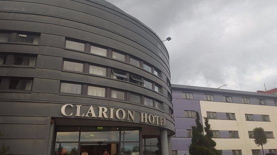 Clarion Hotel Liffey Valley Parking