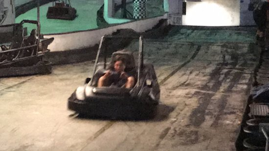 Go Kart World
