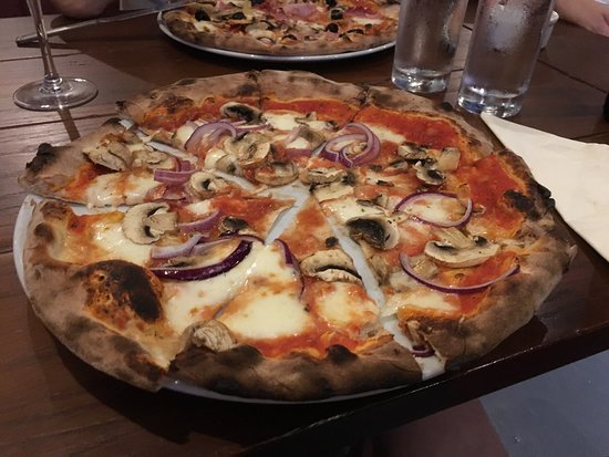 Restaurants The Fireball Pizza Company In Bromley With