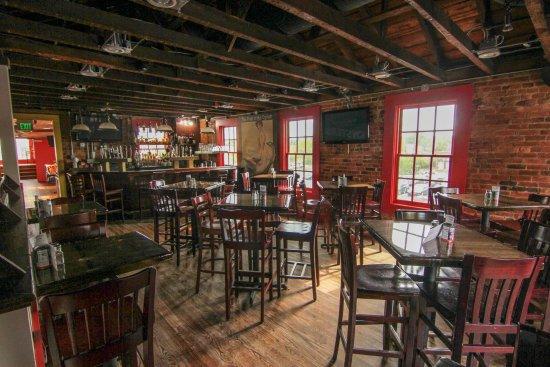 Bel Air, แมรี่แลนด์: Upstairs bar