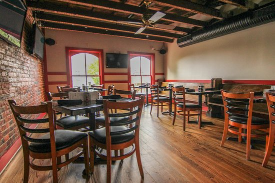 Bel Air, MD: Upstairs dining
