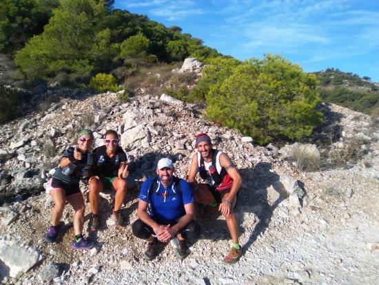 Malaga Tour Running