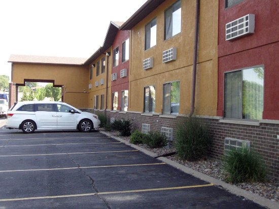 Quality Inn Indianola: exterior