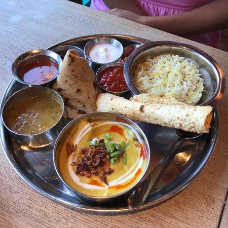 Indian Food Milton