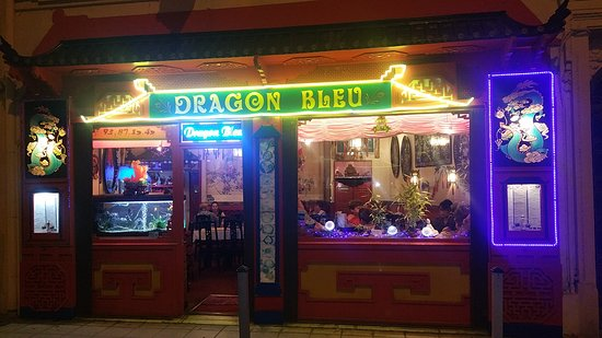 le dragon bleu nice restoran yorumlar tripadvisor. Black Bedroom Furniture Sets. Home Design Ideas