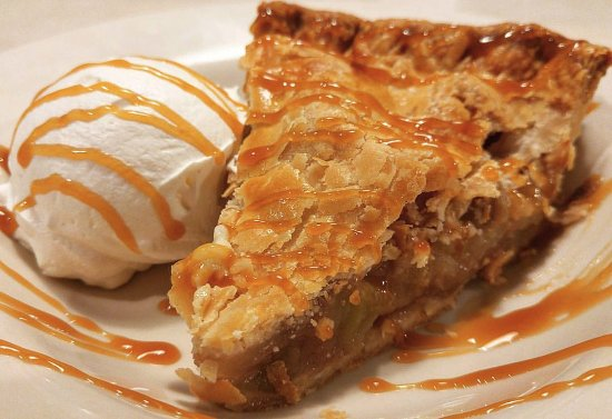 Milaca, MN: Delicious, made from scratch Apple Pie
