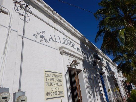 Allende Books