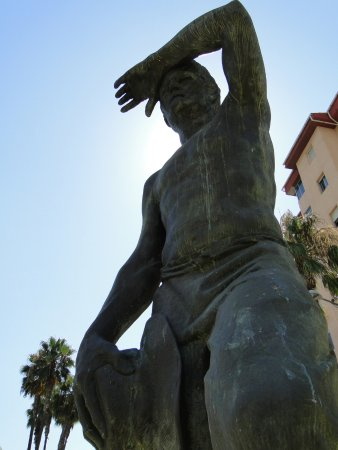 Monumento a Los Hombres del Campo