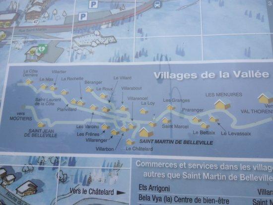 1d1f596bf Situación el el mapa - Picture of Notre-Dame de la Vie