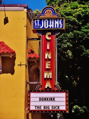 St. Johns Twin Cinema