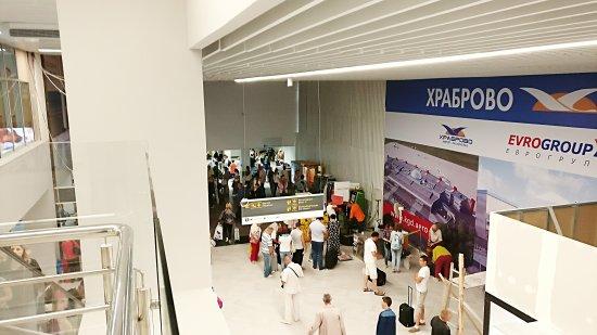 Khrabrovo, Russland: Аэропорт Храброво